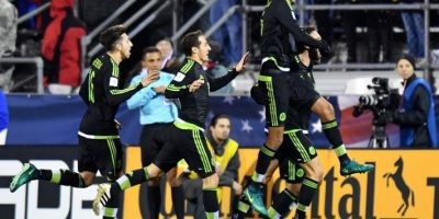 México vence de visita a Estados Unidos en el inicio de la hexagonal final