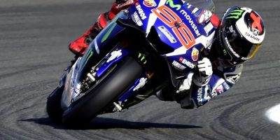 El español Jorge Lorenzo logra la pole de MotoGP en Valencia