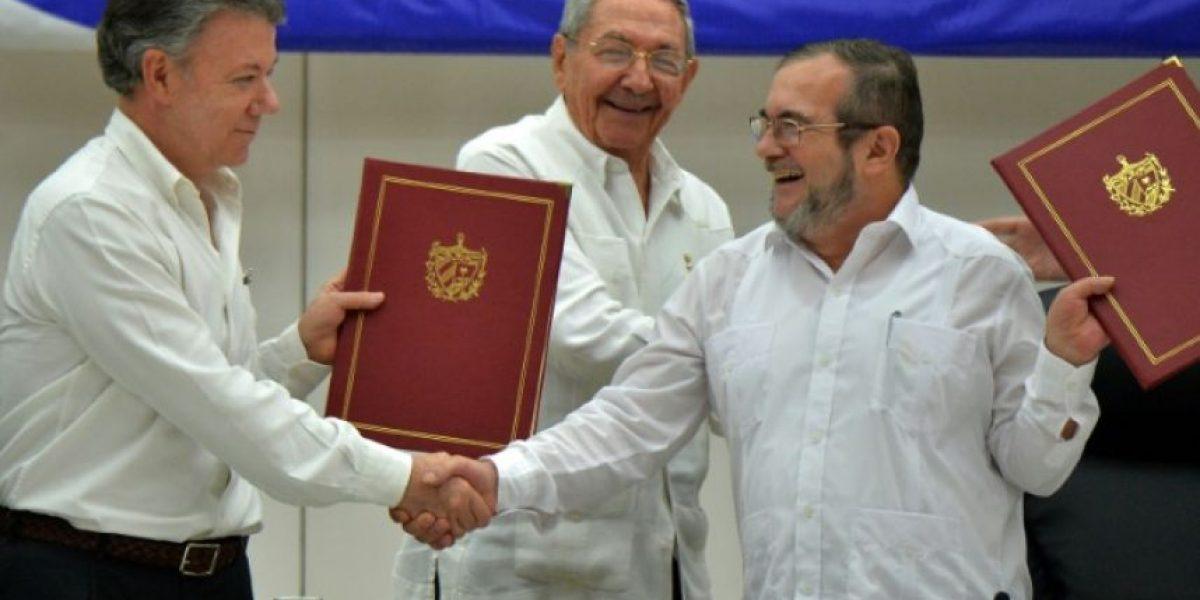 Las FARC y el gobierno colombiano logran nuevo acuerdo de paz tras revés en plebiscito