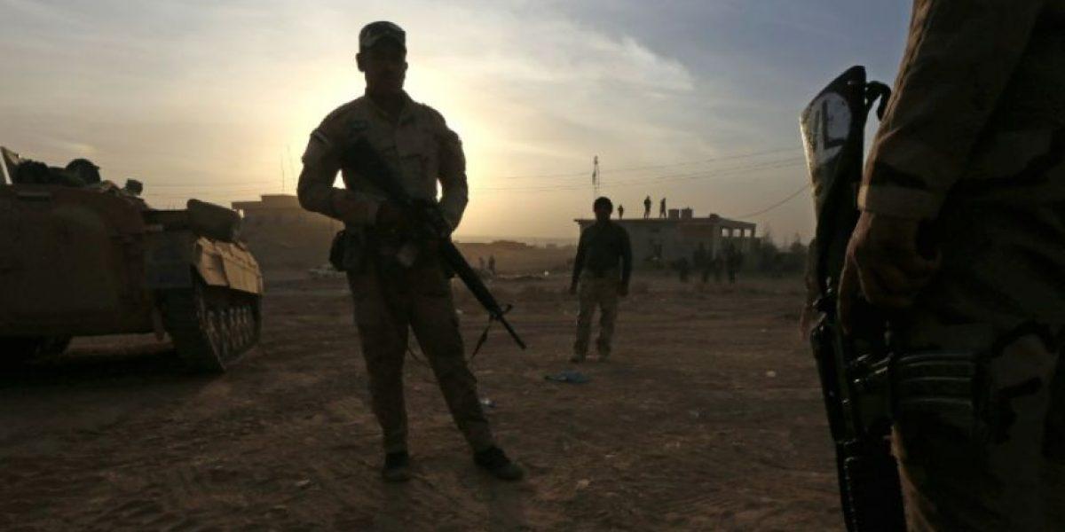 Las fuerzas iraquíes anuncian que reconquistaron la ciudad antigua de Nimrod