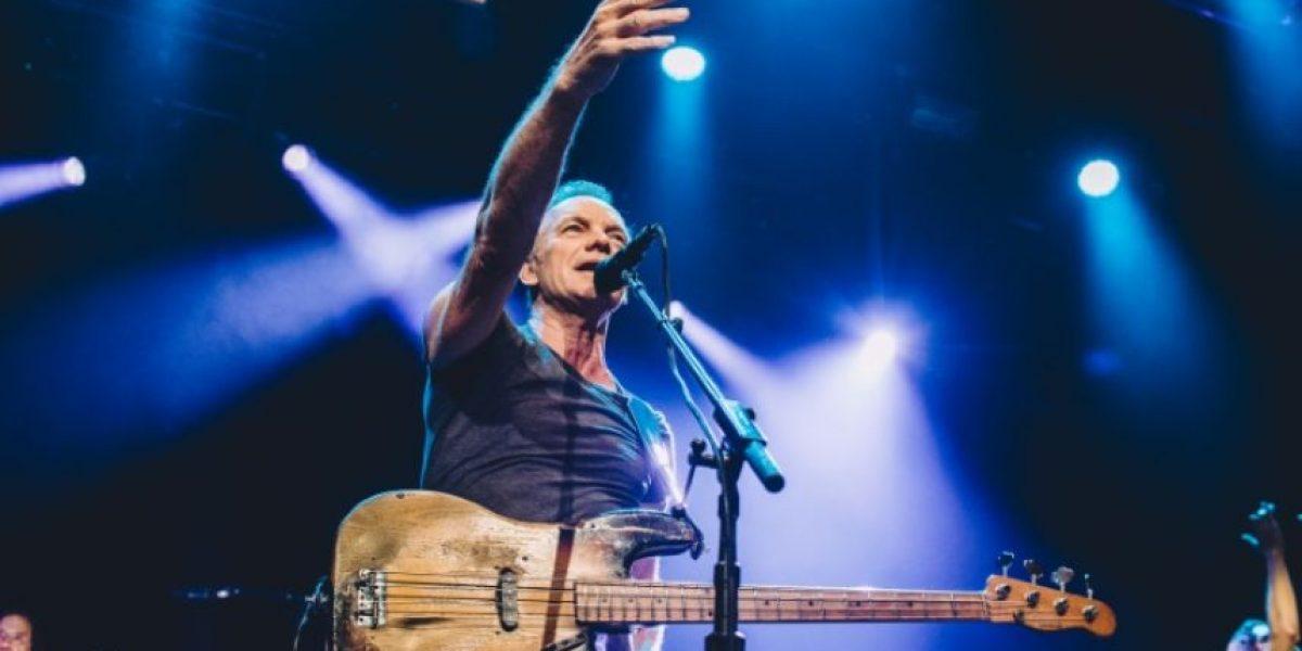 Sting vuelve a dar vida al Bataclan de París, un año después de los atentados