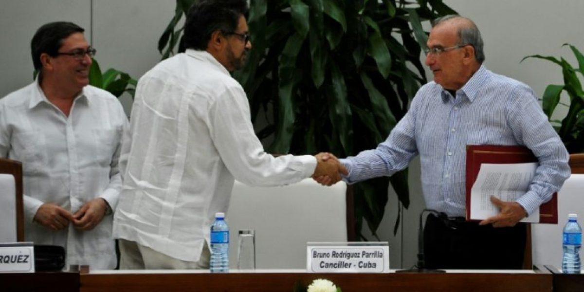 Colombia alcanza un nuevo pacto de paz tras revés en plebiscito