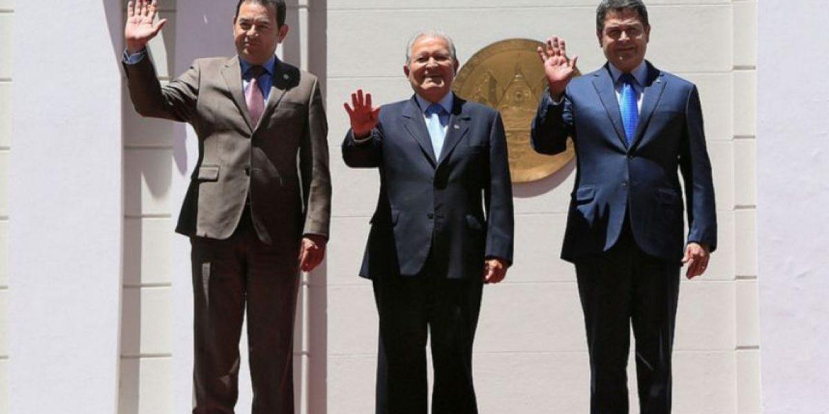 Guatemala, El Salvador y Honduras instalan este martes la fuerza de tarea trinacional