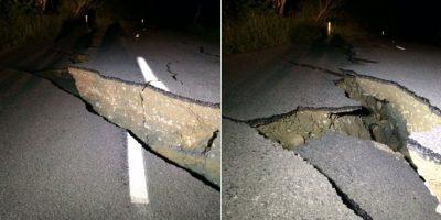 Videos: Así impactó el fuerte terremoto en Nueva Zelanda