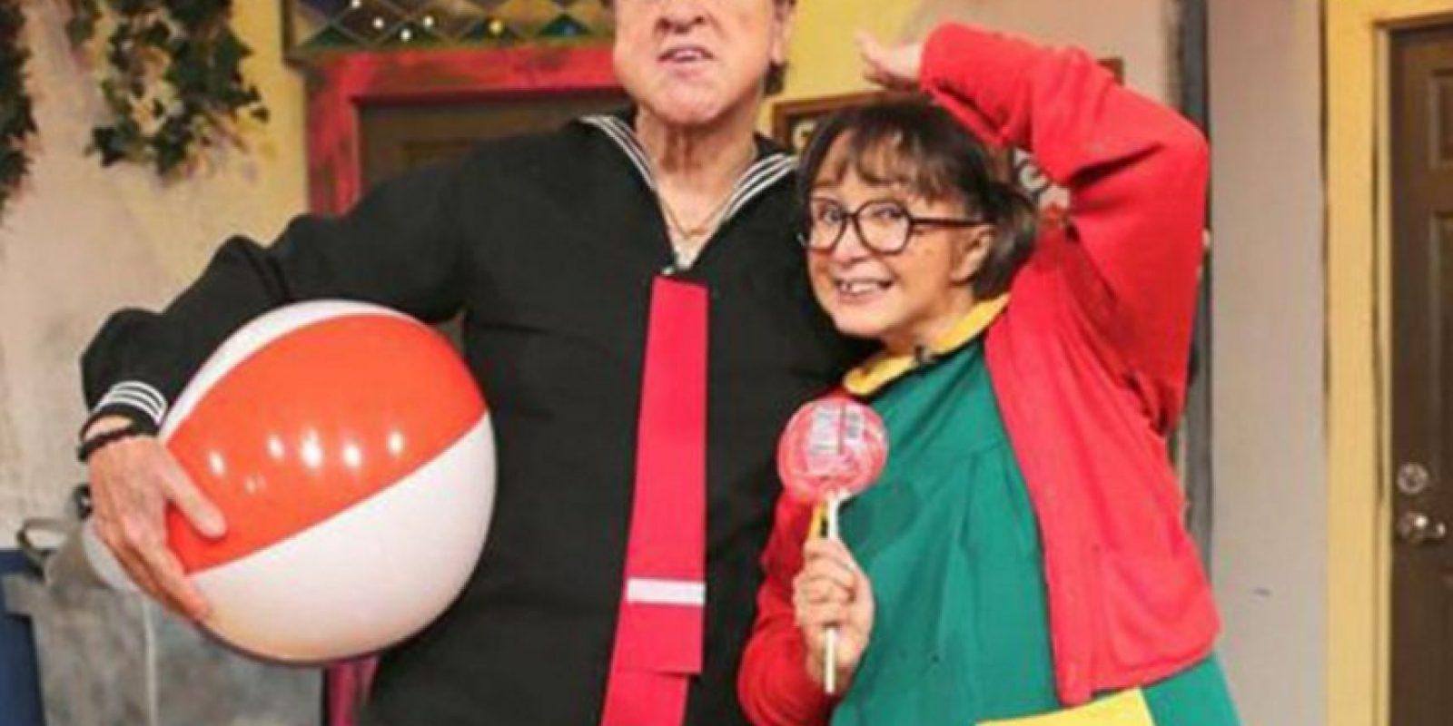 Televisa Foto:La actriz habló de sus problemas con sus excompañeros de elenco