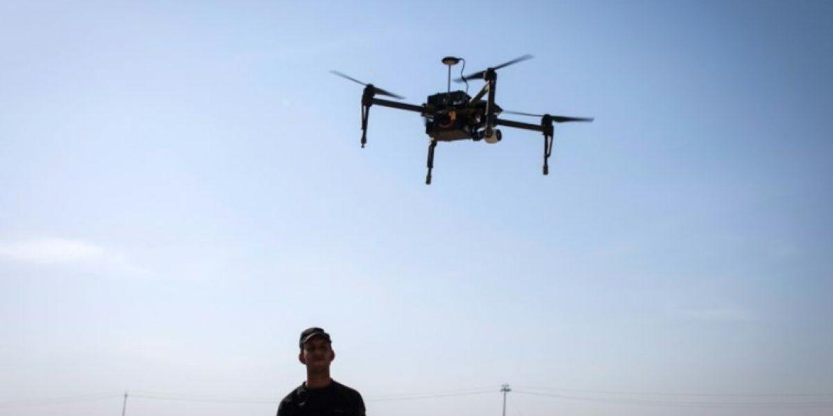 El dron lanzagranadas, nuevo arma del grupo EI en la batalla por Mosul