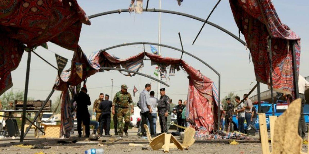 Ocho muertos en un ataque suicida al sur de Bagdad