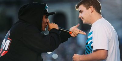 Foto:Facebook Red Bull Batalla de los Gallos