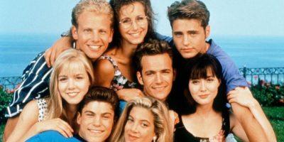 """Actores de """"Beverly Hills 90210"""" se reúnen y envían un conmovedor mensaje a Shannen Doherty"""