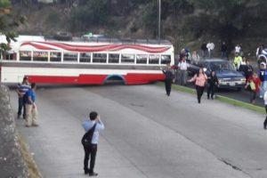 Foto:Tránsito PNC