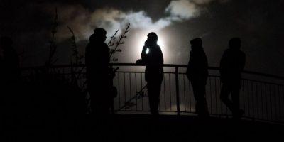 VIDEO. Misteriosas luces en el cielo de Nueva Zelanda tras el terremoto