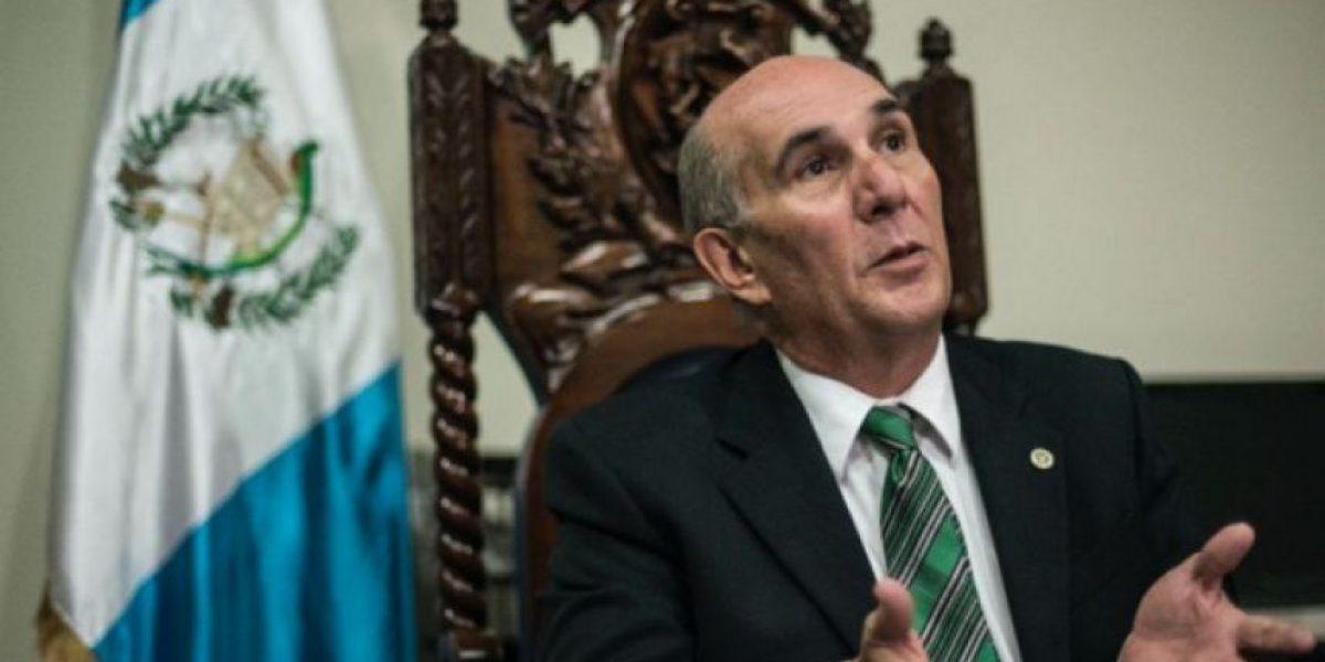Mario Taracena a diputados tras su regreso al Congreso:
