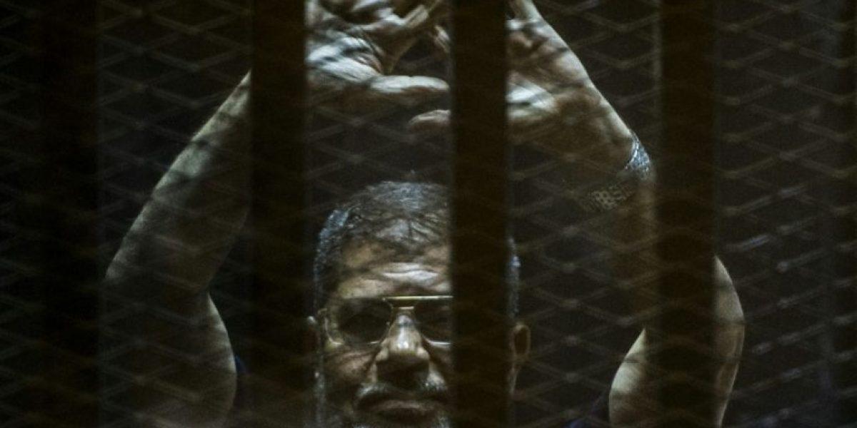 El Tribunal de Casación de Egipto anula la pena de muerte para Mursi