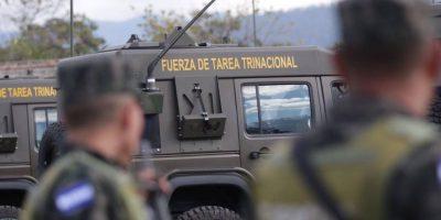 Guatemala, El Salvador y Honduras instalan de manera oficial la fuerza de tarea trinacional