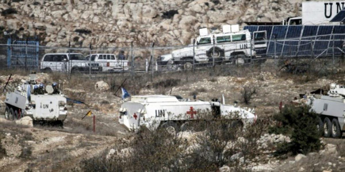 Cascos azules de ONU vuelven al lado sirio de Meseta del Golán