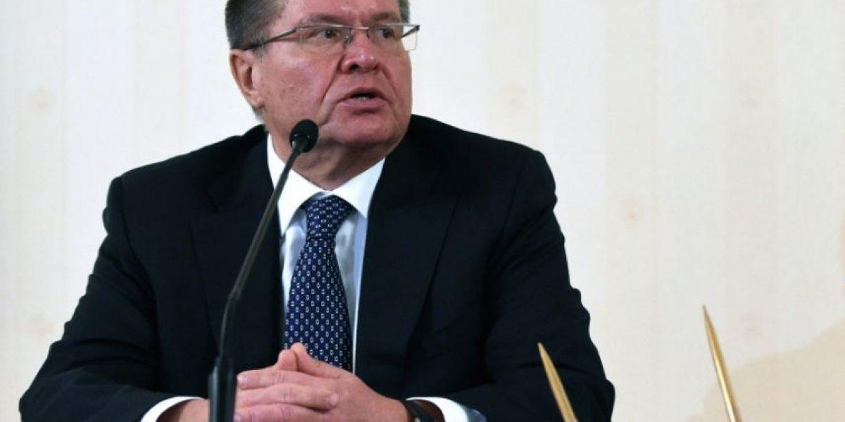El ministro ruso de Economía, imputado por
