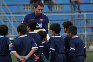 Foto:Cortesía FCBEscola