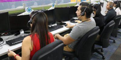 "Estudio de exportadores revela que los jóvenes del sector ""Contac center"" aportan a la competitividad"