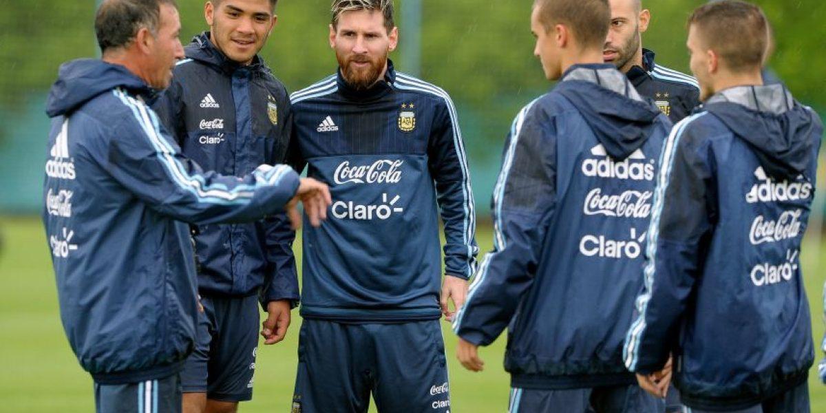 Con la soga al cuello, Messi y compañía reciben a Colombia
