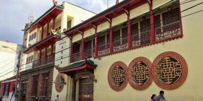 """El emblemático """"salón chino"""" del Centro Histórico se convierte en el Museo de la Colonia China"""