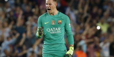 Ter Stegen explota ante comentario racista contra un jugador del Barcelona