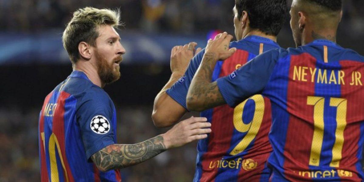 Así luciría la camiseta del Barcelona con su nuevo patrocinador
