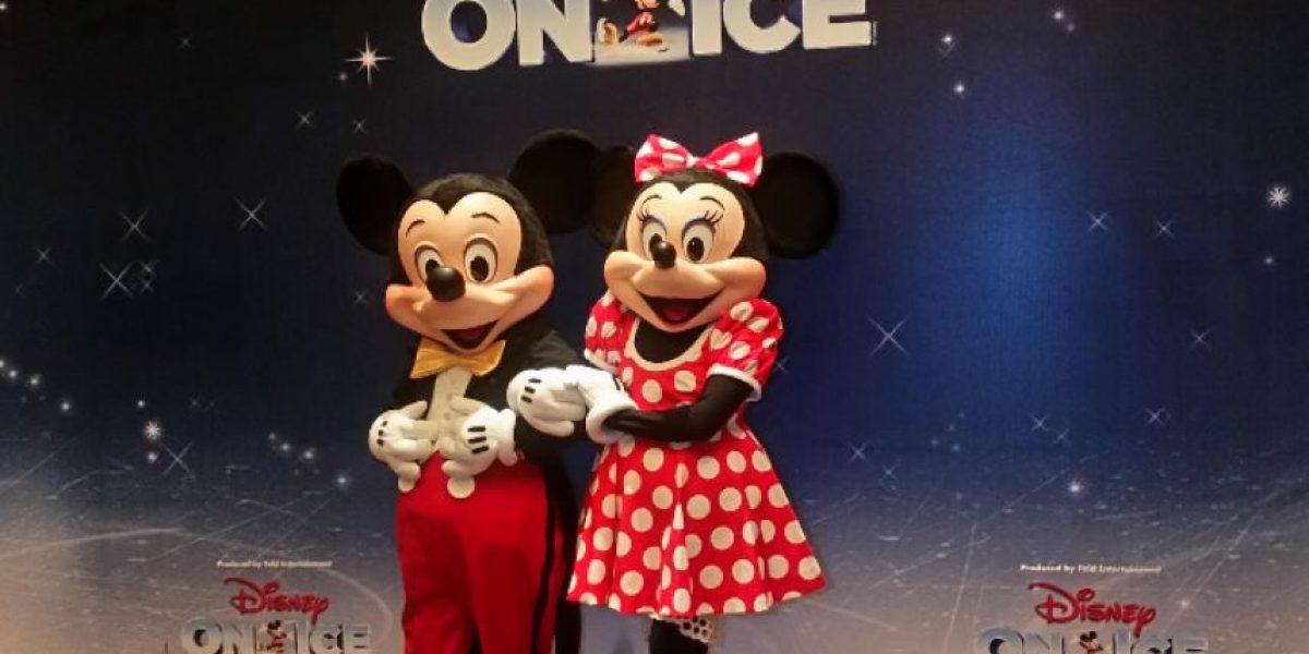 Mickey y Minnie te invitan al fascinante Festival Mágico Sobre Hielo de Disney On Ice