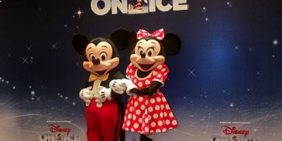 Mickey y Minnie te invitan al fascinante Festival Mágico Sobre Hielo de Disney On Ice