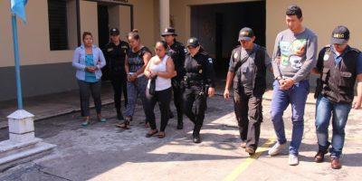 Lanzan operativo en Escuintla para capturar a señalados de estafa