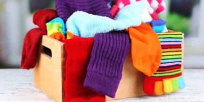 ¿Tienes algún suéter para donar en la temporada fría?
