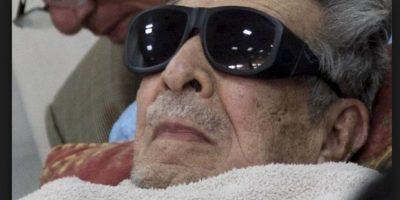 Jueza suspende la persecución penal en contra de Efraín Ríos Montt por la masacre Dos Erres