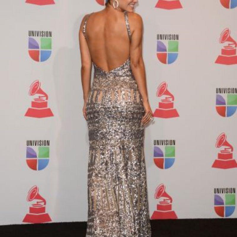 Getty Images Foto:Quiso conquistar a sus fans con un sensual baile