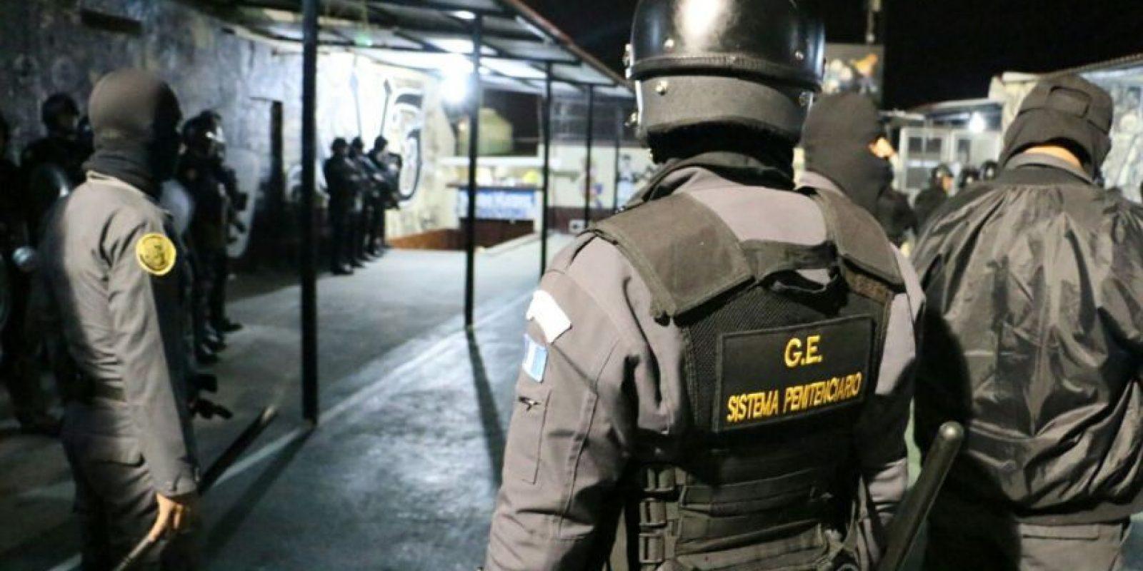 Foto:Dirección General del Sistema Penitenciario