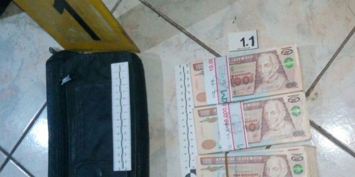Capturan a extesorero de San Bernardino, Suchitepéquez, por lavado de dinero