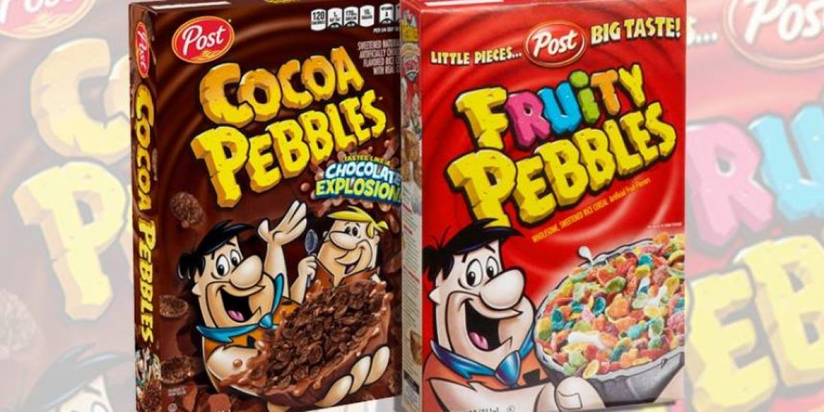 Regresan a Guatemala cereales como Fruity Pebbles, Cocoa Pebbles y Honey Bunches of Oats