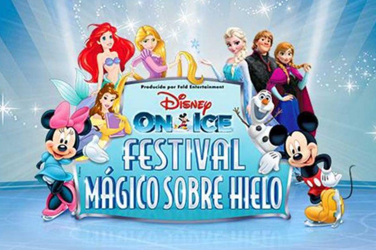 Foto:Facebook/DisneyOnIceLatinAmerica