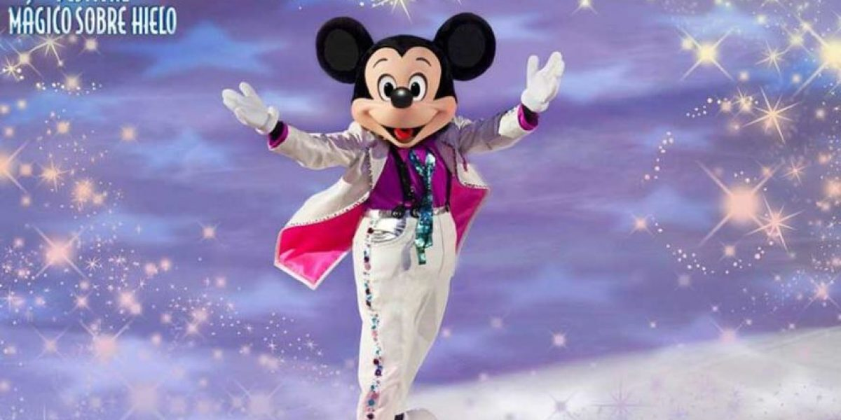 GANADORES. Pases dobles para Disney On Ice