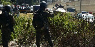 Gobernación confirma que faltan cuatro reos de la cárcel Fraijanes 1