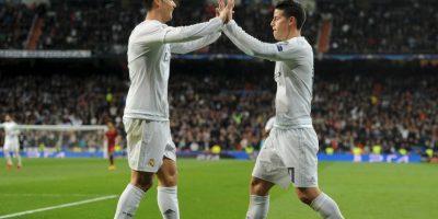 Acusan a Cristiano Ronaldo de ser mala influencia para James