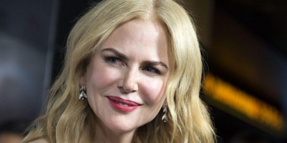 Nicole Kidman ayuda a mujeres víctimas de violencia