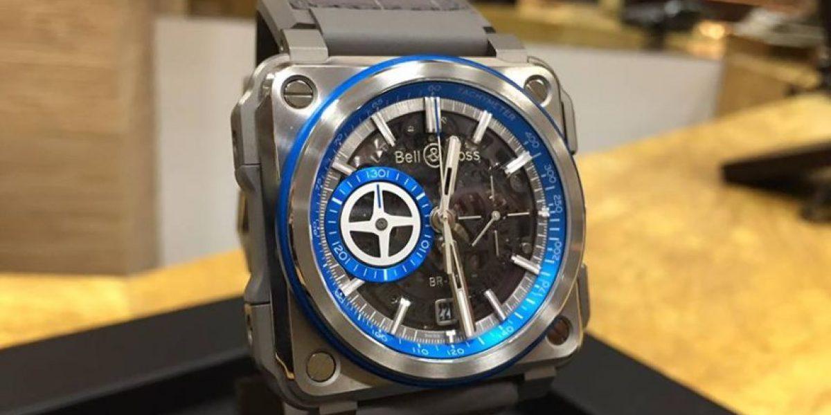 Únicamente existen 250 modelos de este reloj en el mundo y uno está en Guatemala ¿Quisieras tenerlo?