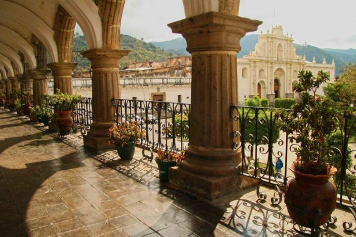 Foto:Municipalidad de La Antigua Guatemala