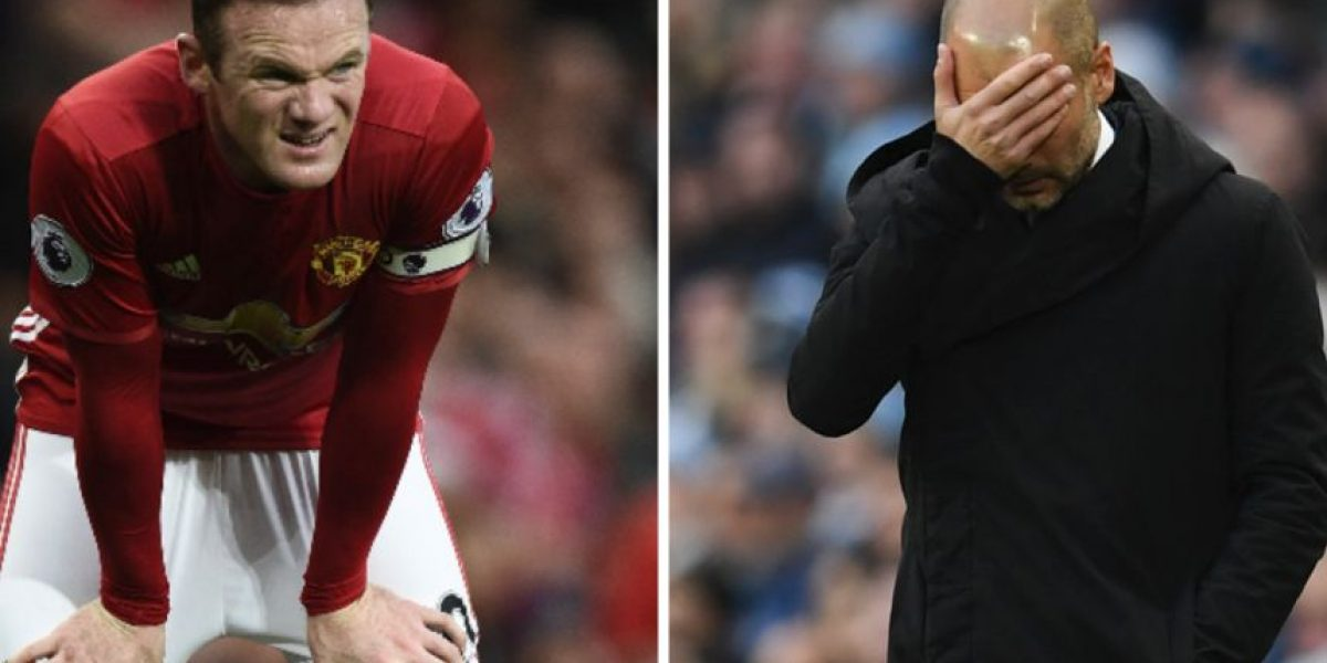 Pep Guardiola dice que comprende borrachera de Rooney que causó escándalo