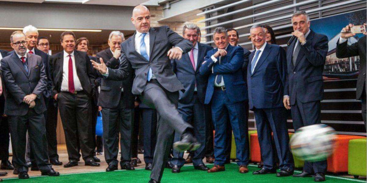 Presidente de la FIFA desvela su nueva propuesta para el Mundial de Clubes