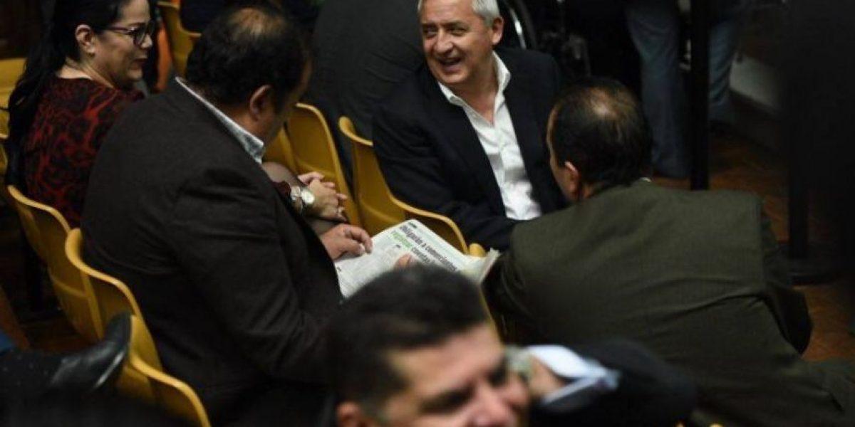 Juan Carlos Monzón relata cómo fue comprado el helicóptero que Pérez Molina recibió de regalo