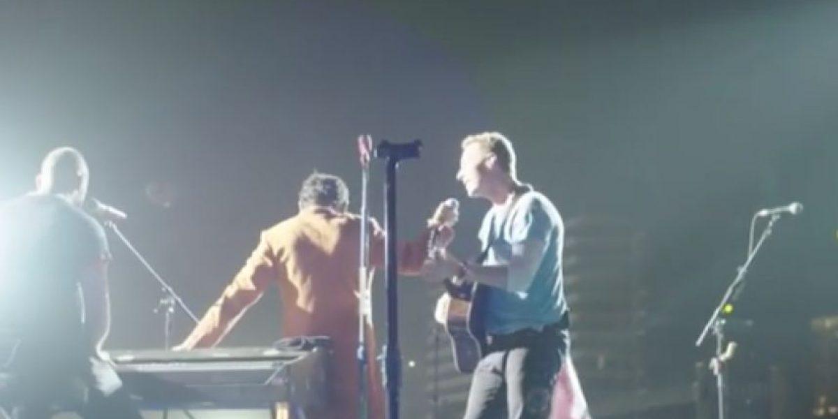 VIDEO. Así fue el concierto contra la pobreza en India de Coldplay y Jay Z