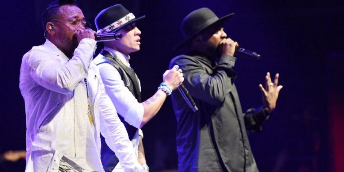 Con esta foto, integrante de Black Eyed Peas habla de su lucha contra el cáncer
