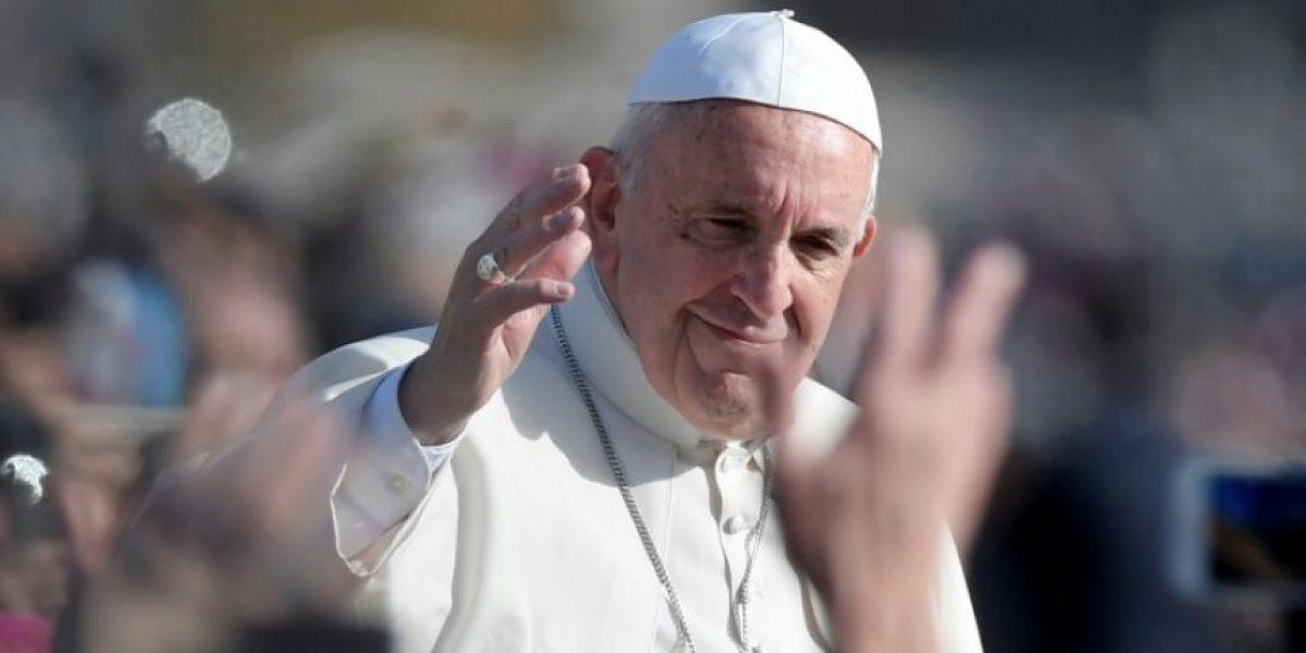 El papa cierra el Año Santo de la Misericordia
