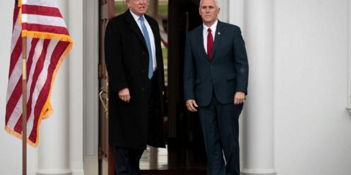 Trump hace durar el suspenso sobre su futuro equipo