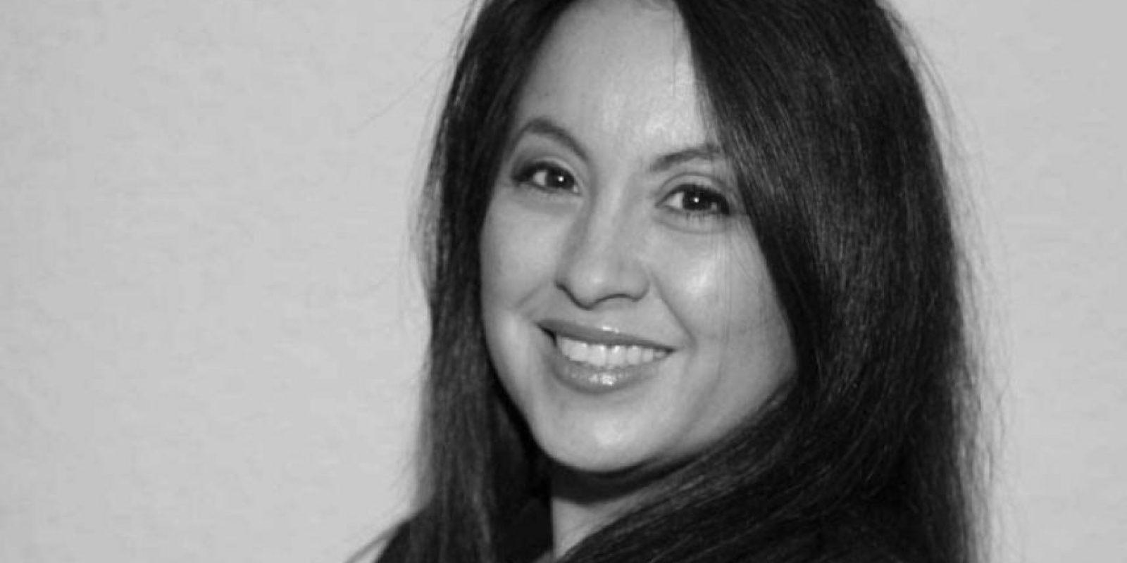 abogada y notaria Giovanna Lucía Aguilar Rodríguez de Farfán, de 45 años Foto:Facebook